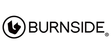 Blank Burnside Brand Apparel Logo