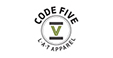 Code Five Brand Blank Apparel