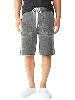 05284F Men's Burnout French Terry Victory Short