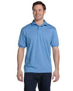 054 Men's 5.2 oz., 50/50 EcoSmart® Jersey Knit Polo