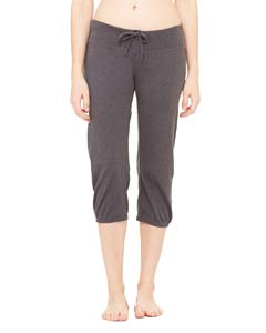 0816 Ladies' Capri Scrunch Pant