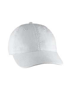 103 Direct-Dyed Canvas Baseball Cap