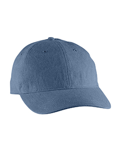104 Pigment-Dyed Canvas Baseball Cap