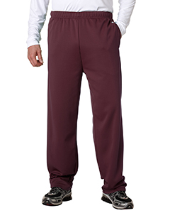 1478 Adult Open-Bottom Side-Pocket Performance Pant