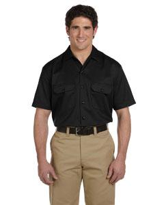 1574 Men's 5.25 oz. Short-Sleeve Work Shirt