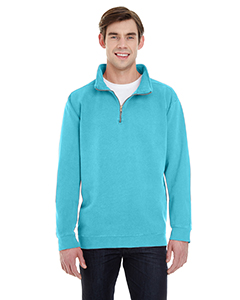 1580 Adult 9.5 oz. Quarter-Zip Sweatshirt