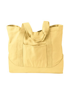 1904 14 oz. Pigment-Dyed Large Canvas Tote