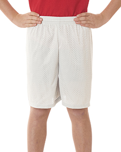 2207 Youth Six Inch Inseam Mesh/Tricot Short