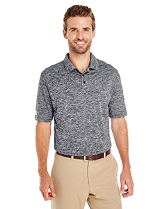 Wholesale Holloway 222529 Men's Electrify 2.0 Polo - BLACK HEATHER