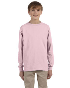 29BL Youth 5.6 oz., DRI-POWER® ACTIVE Long-Sleeve T-Shirt