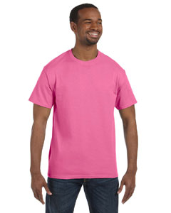 Wholesale Jerzees 29M Adult 5.6 oz., DRI-POWER® ACTIVE T-Shirt - NEON PINK