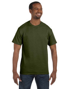 Wholesale Jerzees 29M Adult 5.6 oz., DRI-POWER® ACTIVE T-Shirt - MILITARY GREEN