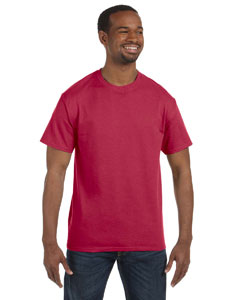 Wholesale Jerzees 29M Adult 5.6 oz., DRI-POWER® ACTIVE T-Shirt - VINTAGE HTH RED
