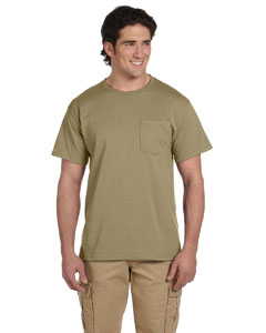 29P Adult 5.6 oz., DRI-POWER® ACTIVE Pocket T-Shirt