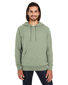 321H Unisex Triblend French Terry Hoodie