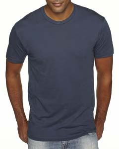 Wholesale Next Level 3600 Men's Cotton Crew - INDIGO