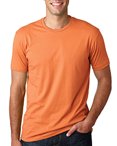 Wholesale Next Level 3600 Men's Cotton Crew - CLASSIC ORANGE