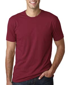 Wholesale Next Level 3600 Men's Cotton Crew - CARDINAL