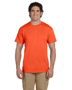 Wholesale Jerzees 363 Adult 5 oz. HiDENSI-T® T-Shirt - BURNT ORANGE