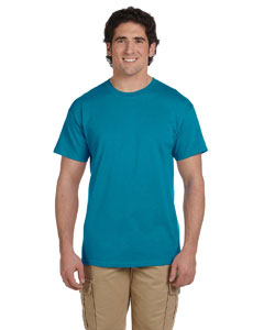 Wholesale Jerzees 363 Adult 5 oz. HiDENSI-T® T-Shirt - CALIFORNIA BLUE
