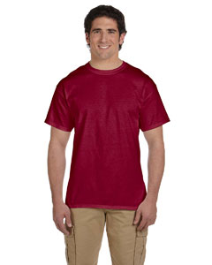 Wholesale Jerzees 363 Adult 5 oz. HiDENSI-T® T-Shirt - CRIMSON