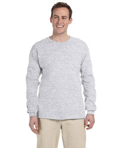 Wholesale Jerzees 363L Adult 5 oz. HiDENSI-T® Long-Sleeve T-Shirt - ASH