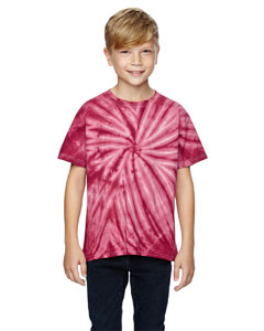 365BCY for Team 365 Youth Team Tonal Cyclone Tie-Dyed T-Shirt