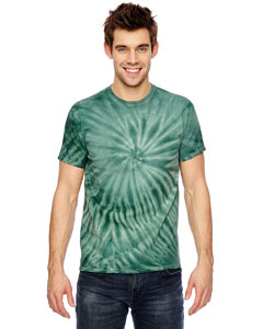365CY for Team 365 Adult Team Tonal Cyclone Tie-Dyed T-Shirt