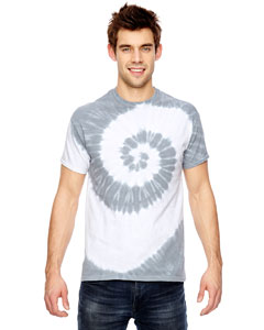 365SL for Team 365 Adult Team Tonal Spiral Tie-Dyed T-Shirt