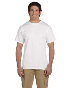 Wholesale Fruit of the Loom 3931 Adult 5 oz. HD Cotton™ T-Shirt - WHITE