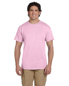 Wholesale Fruit of the Loom 3931 Adult 5 oz. HD Cotton™ T-Shirt - CLASSIC PINK