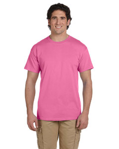 Wholesale Fruit of the Loom 3931 Adult 5 oz. HD Cotton™ T-Shirt - AZALEA