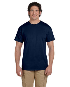 Wholesale Fruit of the Loom 3931 Adult 5 oz. HD Cotton™ T-Shirt - J NAVY