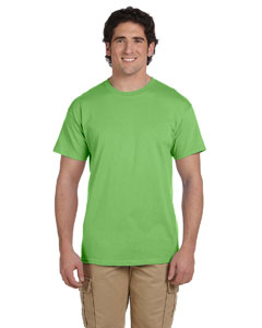 Wholesale Fruit of the Loom 3931 Adult 5 oz. HD Cotton™ T-Shirt - KIWI