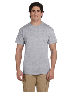 Wholesale Fruit of the Loom 3931 Adult 5 oz. HD Cotton™ T-Shirt - ATHLETIC HEATHER