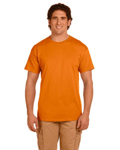 Wholesale Fruit of the Loom 3931 Adult 5 oz. HD Cotton™ T-Shirt - TENNESSEE ORANGE