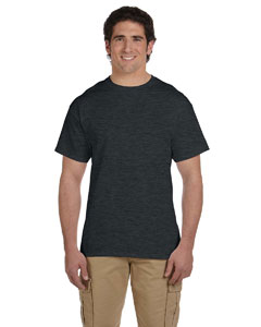 Wholesale Fruit of the Loom 3931 Adult 5 oz. HD Cotton™ T-Shirt - BLACK HEATHER