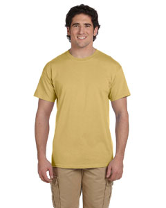 Wholesale Fruit of the Loom 3931 Adult 5 oz. HD Cotton™ T-Shirt - NEW GOLD