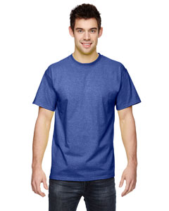 Wholesale Fruit of the Loom 3931 Adult 5 oz. HD Cotton™ T-Shirt - ADMIRAL BLUE