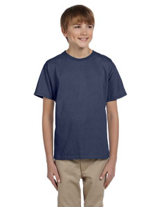 Wholesale Fruit of the Loom 3931B Youth 5 oz. HD Cotton™ T-Shirt - DENIM