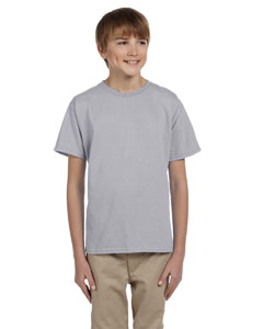 Wholesale Fruit of the Loom 3931B Youth 5 oz. HD Cotton™ T-Shirt - ATHLETIC HEATHER