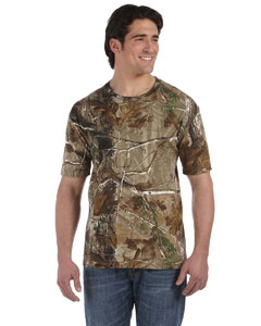 Wholesale Code Five 3980 Adult REALTREE® Camouflage T-Shirt - AP