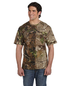 3980 Adult REALTREE® Camouflage T-Shirt