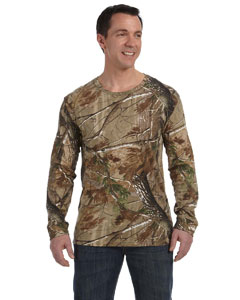 3981 Adult REALTREE® Camouflage T-Shirt