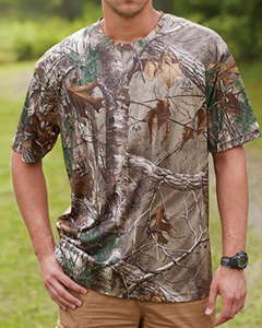 3983 Adult Adult Performance Camouflage T-Shirt