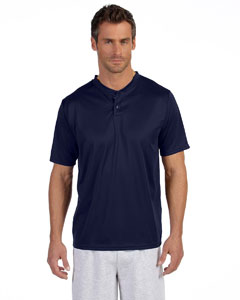 426 Adult Wicking Two-Button Jersey