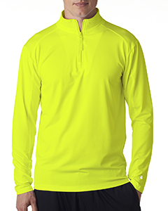 4280 Adult Lightweight Quarter-Zip Performance Pullover