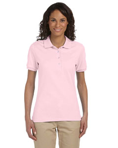 437W Ladies' 5.6 oz., SpotShield™ Ladies' Jersey Polo
