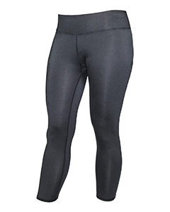 4617 Ladies Athletic Crop Tights