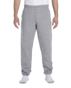 4850P Adult 9.5 oz., Super Sweats® NuBlend® Fleece Pocketed Sweatpants